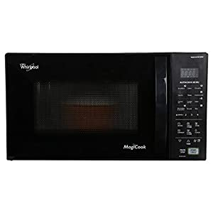 Whirlpool Magicook 20BC Microwave Oven-Black