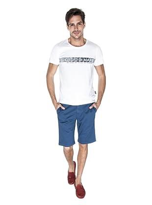 Giorgio Di Mare Camiseta Guillermo (Blanco)