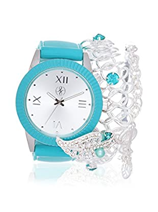 Arm Candy Women's NXS5294-PBL Blue/Silver Stainless Steel/Metal Watch