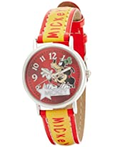Disney Analog Multi-Color Dial Boy's Watch - MSFR231-13C