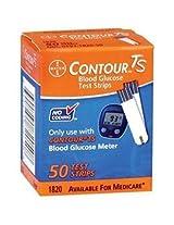 Contour TS Test Strips - 50 Strips