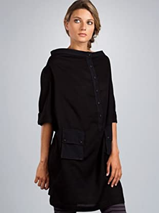 Le Temps Vestido Tomy (negro)