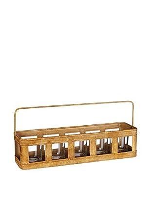 Concept Luxury Kerzenhalter goldfarben
