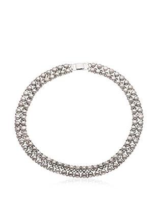 Pearl Addict Collar Gris