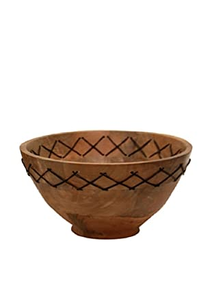 Bliss Studio Burges Wooden Bowl, Small, Natural