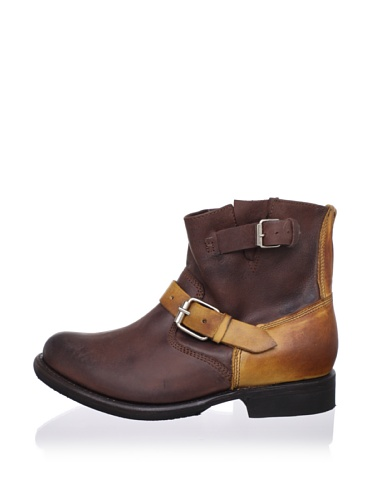 JD Fisk Men's Redford Boot (Brown Leather)