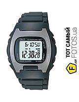 Q&Q Regular Analog-Digital Black Dial Men's Watch - MAC5-110