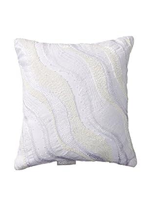 Kas Lavelle Pillow, White
