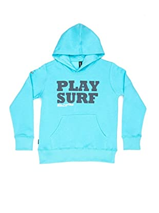 El Niño Sudadera Play Surf (turquesa)