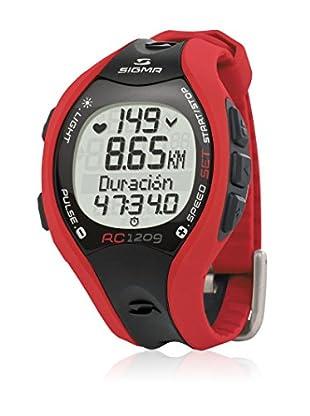 Sigma Herzfrequenzmessgerät RC 1209 rot