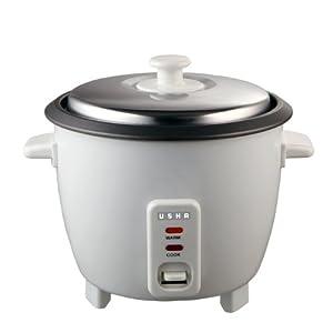 Usha MC 2865 Electric Rice Cooker-White
