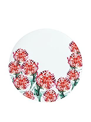 Q Squared NYC Madison Bloom Serving Platter