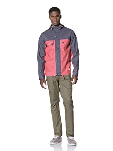 SLDVR Men's Ivy League Jacket (Red)