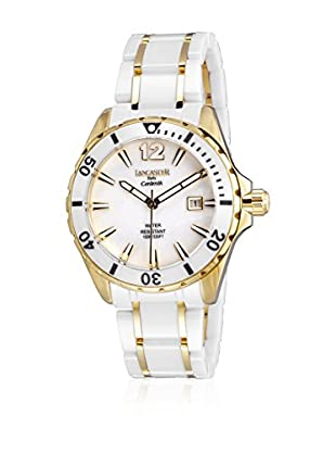 LANCASTER Reloj de cuarzo Woman New Ceramik 40 mm