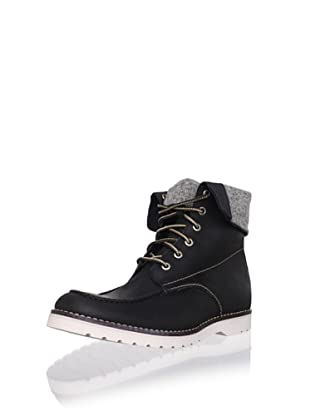 Wolverine No. 1883 Men's Mayall Boot (Black/Grey)