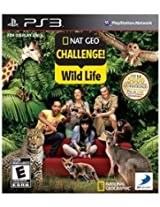 National Geographic Quiz! Wild Life (PS3)