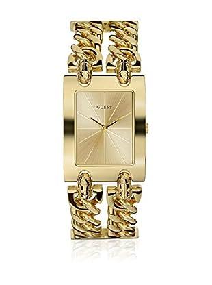 Guess Reloj de cuarzo Woman Oro 38 mm