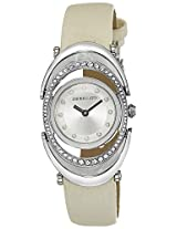 Morellato Analog White Dial Women's Watch - SQG011