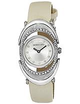 Morellato Analog White Dial Women's Watch - SQG011