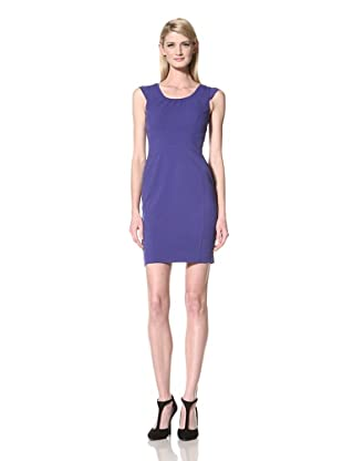 Marc New York Women's Cap Sleeve Dress (Cobalt)