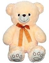 Monopoly Standing Bear, Cream (53cm)