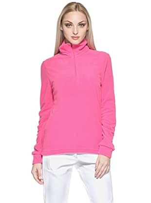 F.lli Campagnolo Damen Fleece Sweater (fuchsia)
