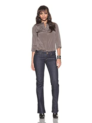 4 Stroke Women's West Filmore Low-Rise Bootcut Jeans (Friday/Indigo Rinse)