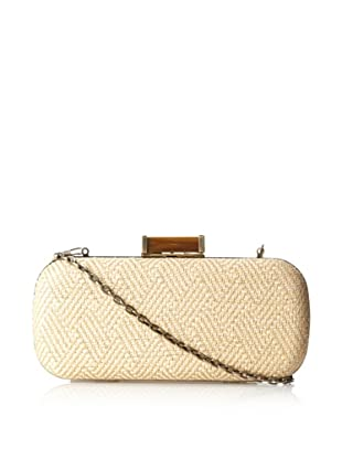 Urban Expressions Women's Mingle Clutch, Natural