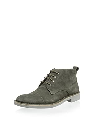John Varvatos Men's Sid Softy Chukka (Moss)