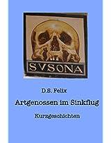 Artgenossen im Sinkflug (German Edition)