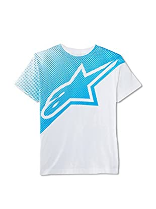 Alpinestars Camiseta Printed Short (Blanco)