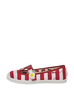 Rocket Dog Zapatillas Valentine (Rojo / Blanco)