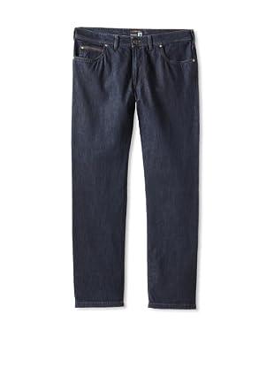 Gardeur Men's 5 Pocket Jean (Blue)