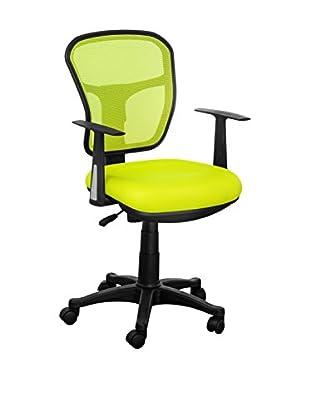 Home Office Silla De Oficina Verde