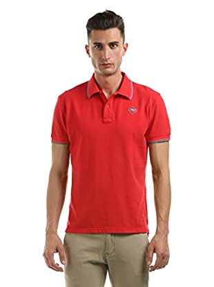 Hot Buttered Poloshirt Hb Stripes Polo