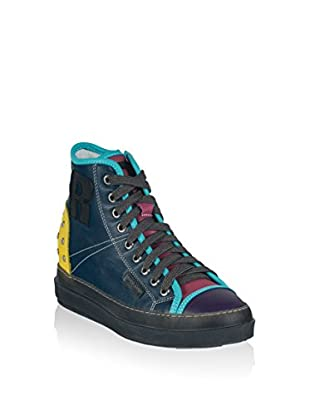 Ruco Line Hightop Sneaker 2211 Multy Leather