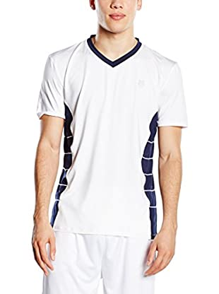 K-Swiss T-Shirt V Neck