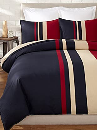Nautica Everson Duvet Set (Blue)