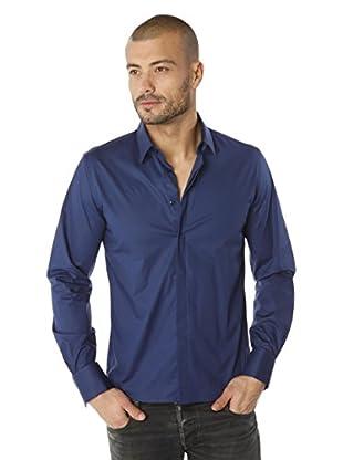 Gazoil Camisa Basic (Azul Oscuro)