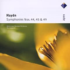 Symphonies Nos 44 45 49