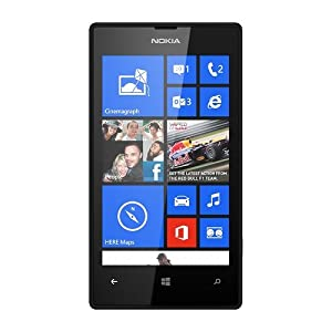 Nokia Lumia 520 (Black) + Nokia Original Shell