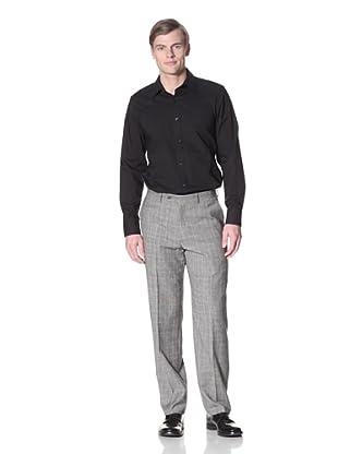 Hart Schaffner Marx Men's Glen Plaid Trousers (Beige)