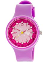 Titan Zoop Analog Pink Dial Children's Watch - C4038PP03