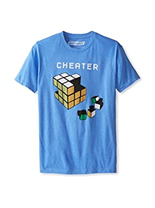 Ames Bros Men's Cheater Crew Neck T-Shirt