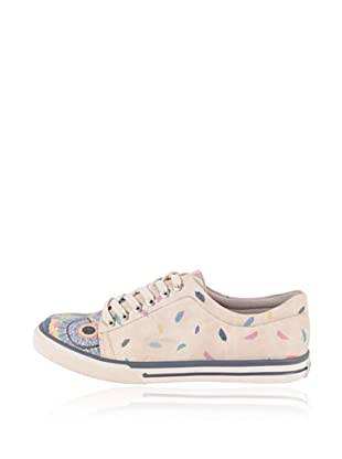 Dogo Sneaker I Never Sleep (Creme)