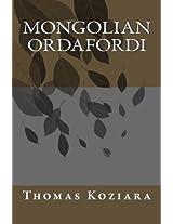 Mongolian Ordafordi