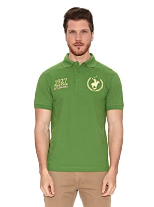 Polo Club Polo Custom Fit (Verde)