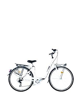 Schiano Fahrrad 28 New Calipso weiß