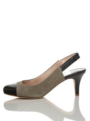 Furla Zapatos Salón Laila (Beige / Marrón)