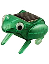 OWI Happy Hopping Frog Kit - Solar Powered